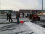 Snow fun at Ravenhill