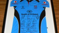 Your chance to win an Ulster Rugby ERC away shirt, (blue) signed by the entire 2010 squad and an Ireland Grand Slam 2009 jersey, signed by Brian O&#039;Driscoll  .....[read more]
