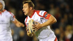 Tommy Bowe set up Jared Payne for a try, but it wasn't enough for Ulster in Galway