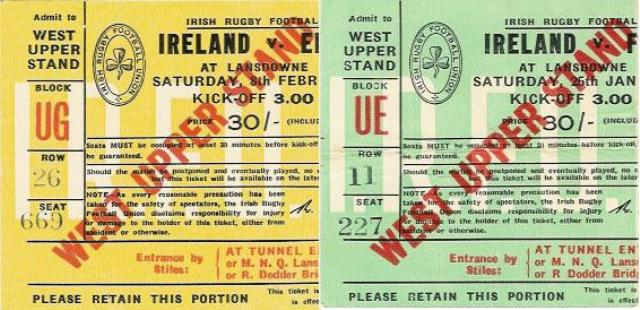 Ireland tickets
