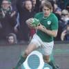 Andrew Trimble+Ireland