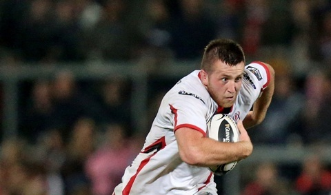 Alan O'Connor played the full match as Ulster A defeated Bristol