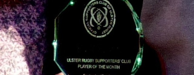 Members are invited to vote for their URSC Player of the Month(s): Jan & Feb 2018 sponsored by Crystal Clear Glass Engravers.  Three matches won – against a 14 man Munster, magnifique La Rochelle and the facile victory over […]