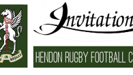 Invitation from Hendon RFC, close to Alianz Park Stadium