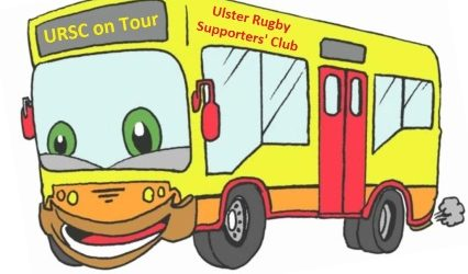 URSC bus to Dublin for the Pro 14 match against Leinster on Saturday 5 January 2019 Itinerary: Montgomery Road (opposite Podium 4 Sport) 12:30 SHARP Sprucefield (Main complex where Translink buses stop) 13.00 approx. Banbridge ( Tesco Garage at the Outlet roundabout) […]