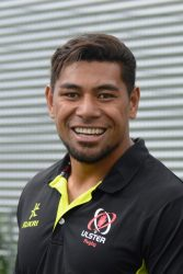 Charles Piutau scored his first Ulster try but couldn't help them to a win