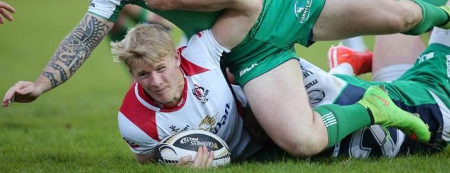 "URSC is delighted to announce that the 2016/17 Jack Kyle Bursary recipient is Robert Lyttle. Commenting on the award, Bryn Cunningham (Ulster Rugby Ops Director) stated, ""Rob is an exciting talent, who will now progress through to the Senior ranks. […]"