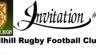 Invitation from Millhill RFC, close to Allianz Park Stadium